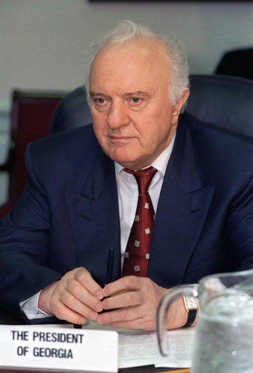 Eduard Shevardnadse