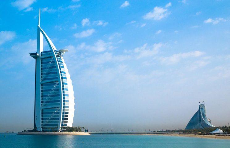 Burj al-Arab hotel