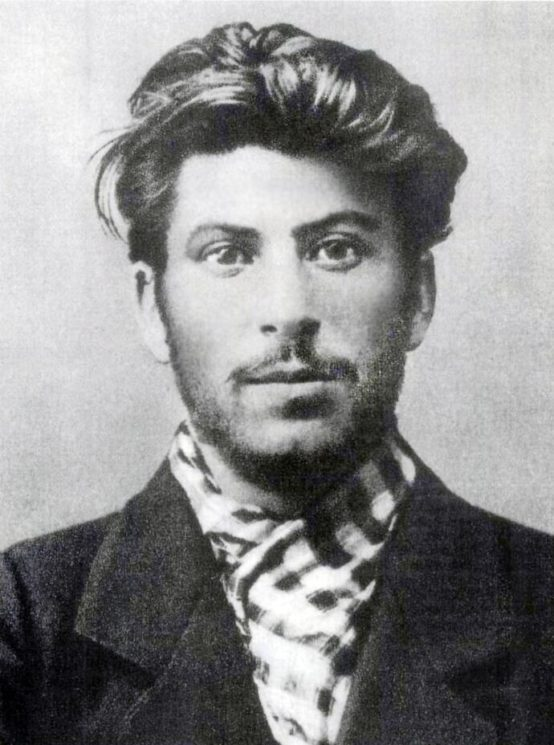 Josef Stalin was Georgian
