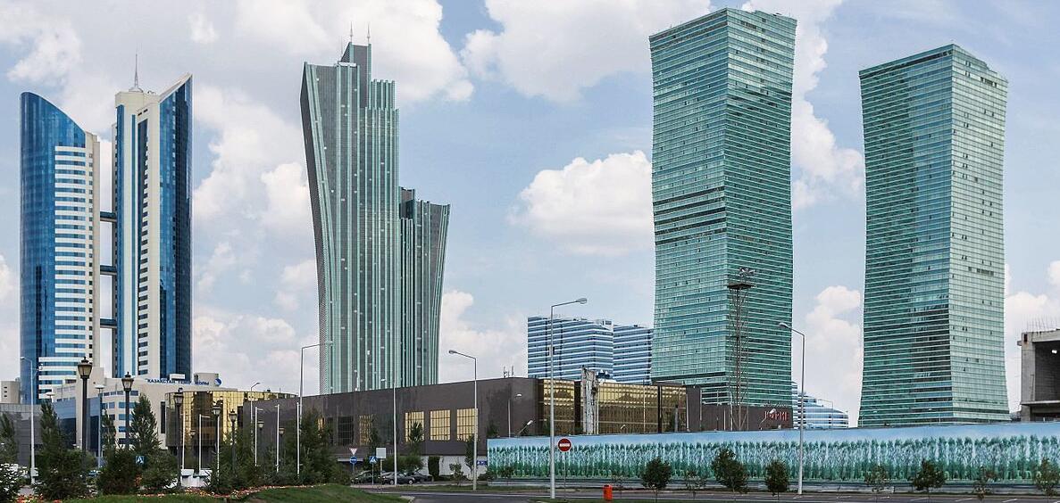 Nursultan, formerly Astana