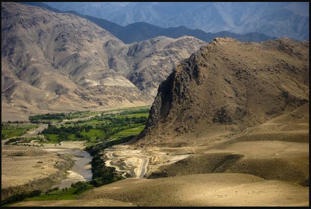Afghanistan Landmarks