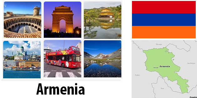 Armenia Sightseeing Places