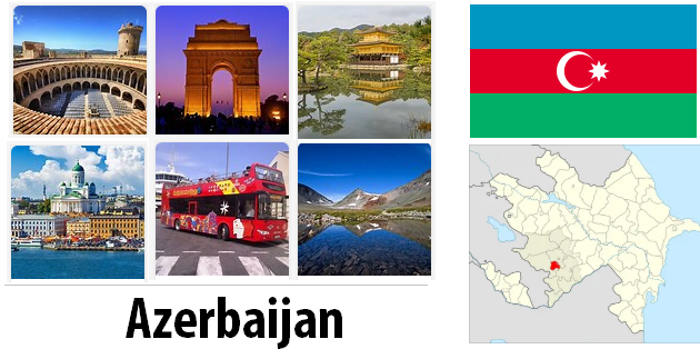 Azerbaijan Sightseeing Places