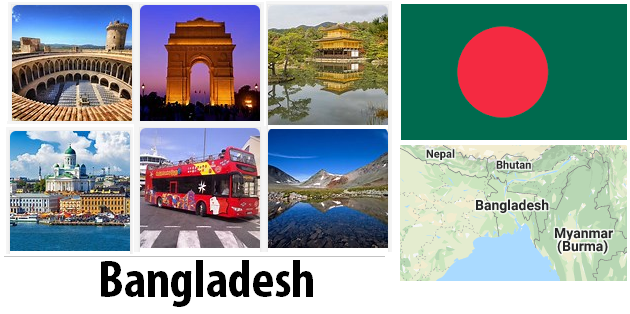 Bangladesh Sightseeing Places