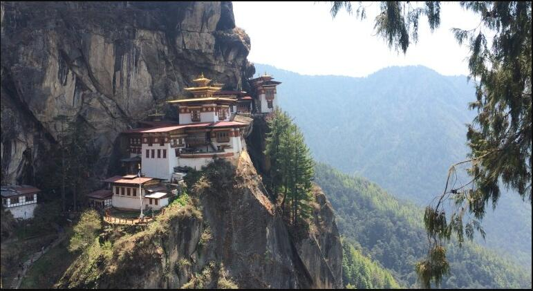 Bhutan Landmarks