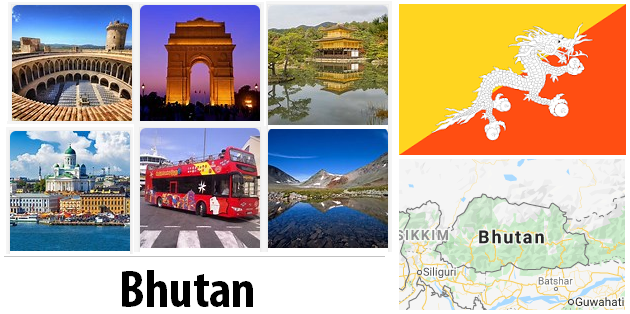 Bhutan Sightseeing Places