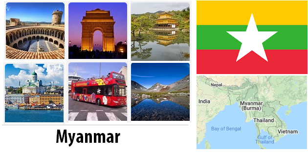 Burma Sightseeing Places