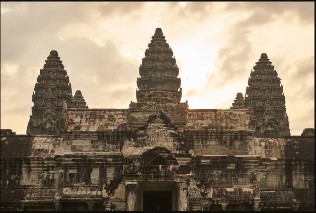 Cambodia Landmarks
