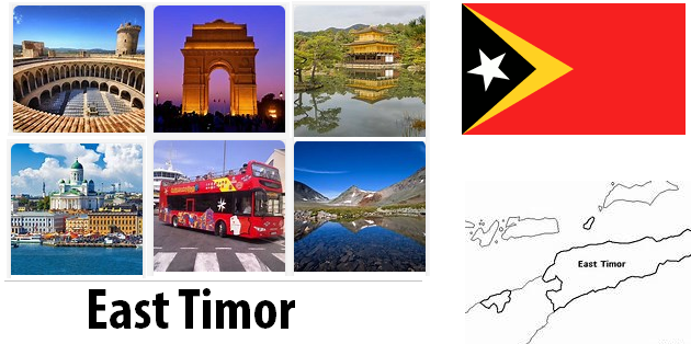 East Timor Sightseeing Places