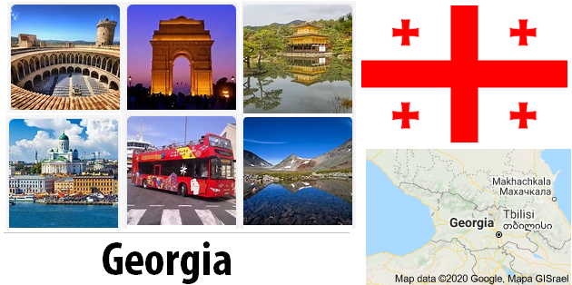 Georgia Sightseeing Places