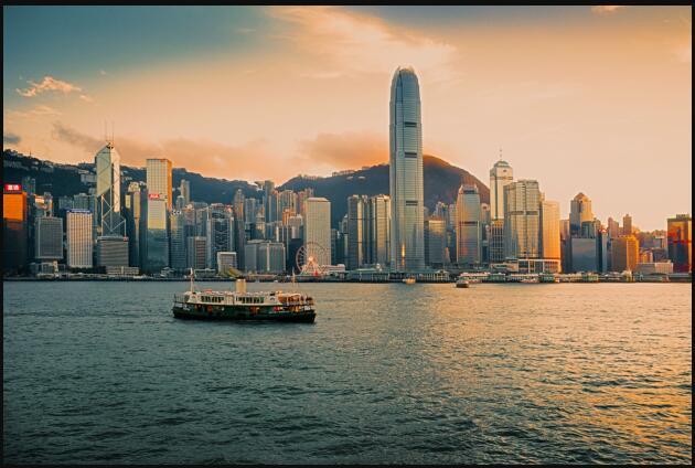Hong Kong Landmarks
