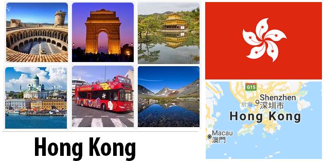 Hong Kong Sightseeing Places