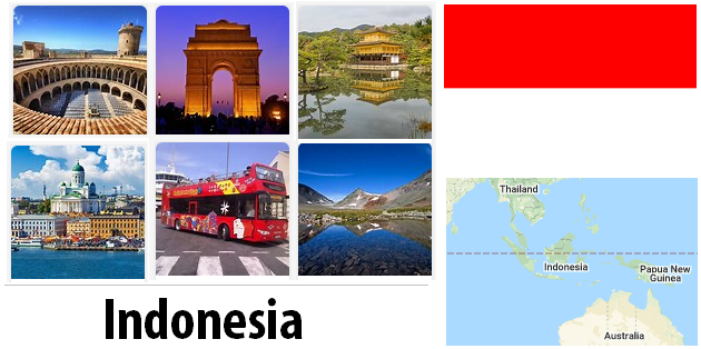 Indonesia Sightseeing Places