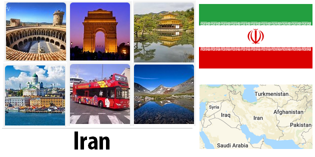 Iran Sightseeing Places