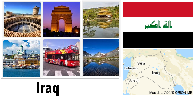 Iraq Sightseeing Places