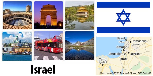 Israel Sightseeing Places