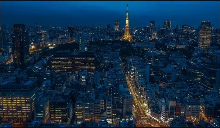 Japan Landmarks