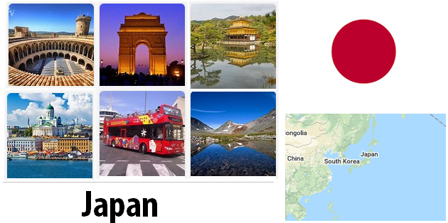 Japan Sightseeing Places