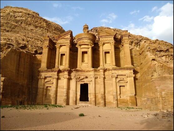 Jordan Landmarks