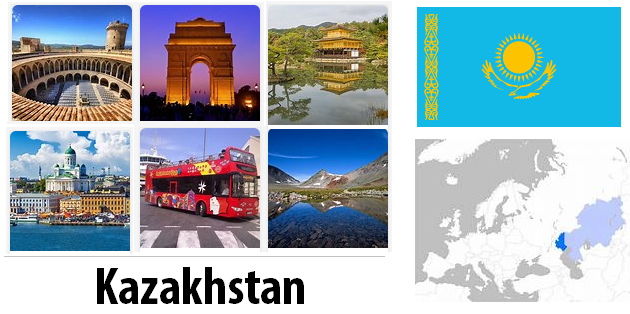 Kazakhstan Sightseeing Places