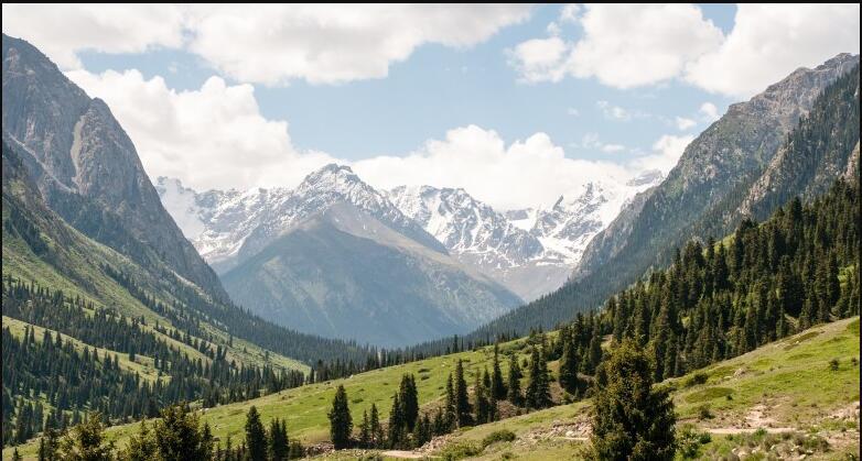 Kyrgyzstan Landmarks