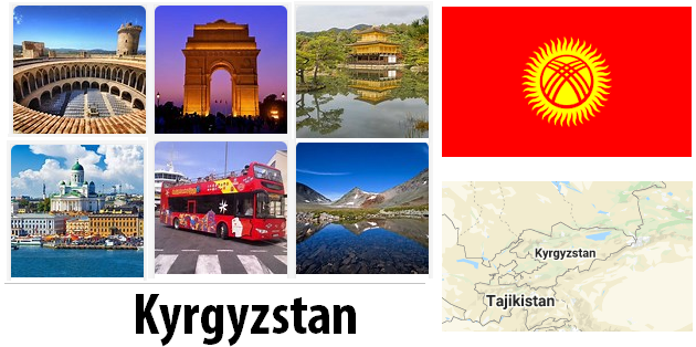 Kyrgyzstan Sightseeing Places