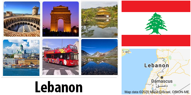 Lebanon Sightseeing Places