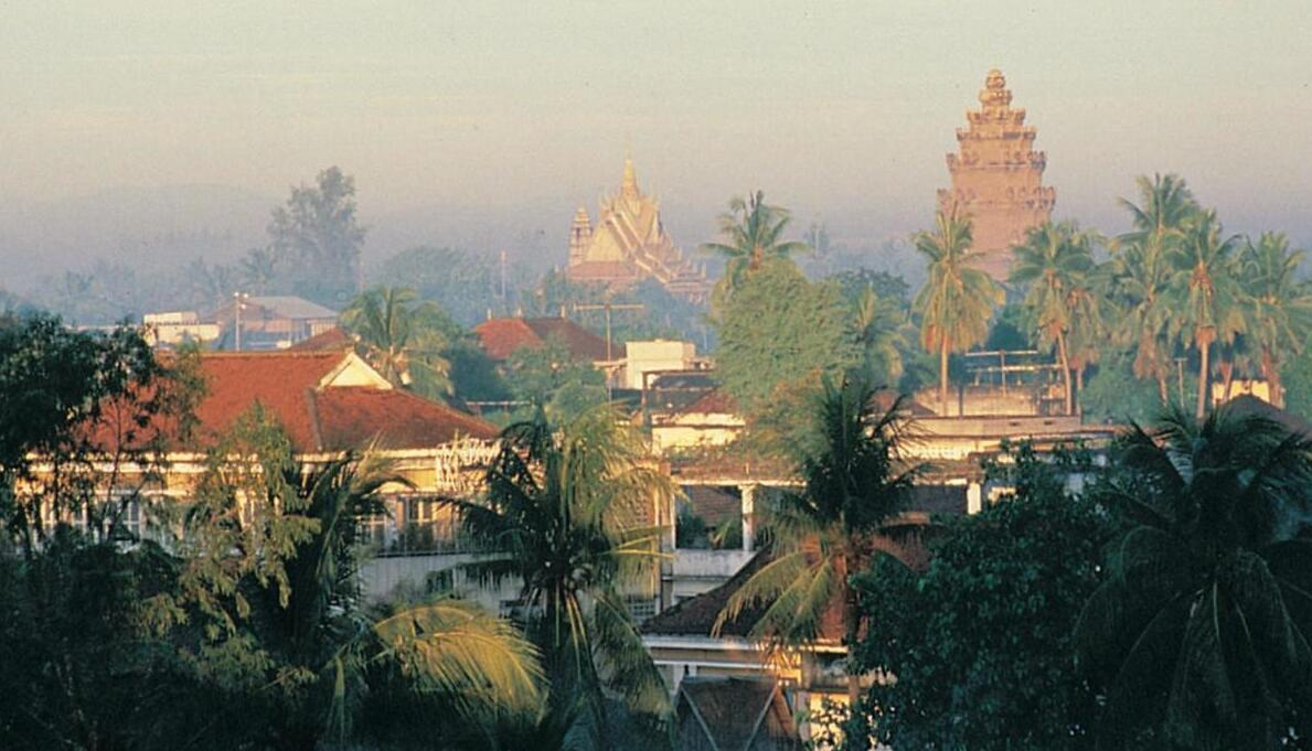 Lot from the capital Phnom Penh