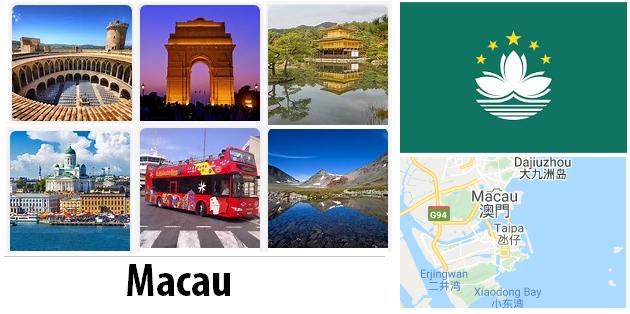 Macau Sightseeing Places