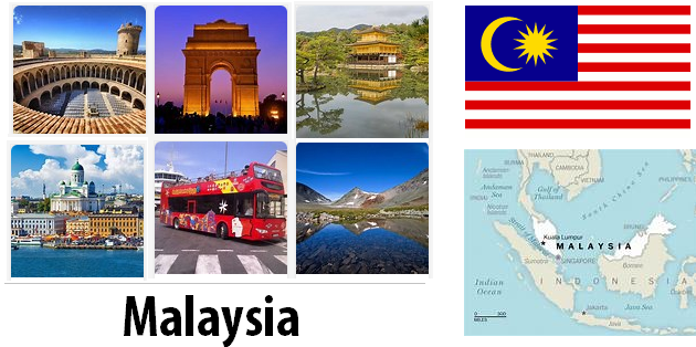 Malaysia Sightseeing Places
