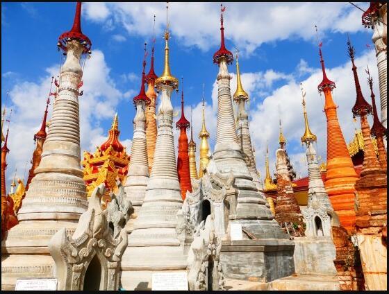 Myanmar Landmarks