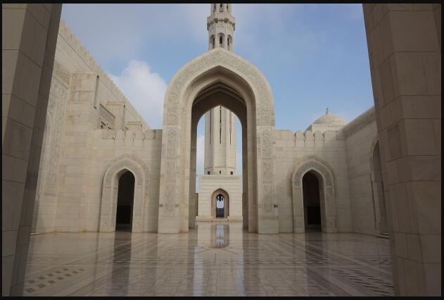 Oman Landmarks