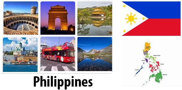 Philippines Sightseeing Places