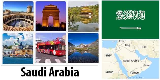 Saudi Arabia Sightseeing Places