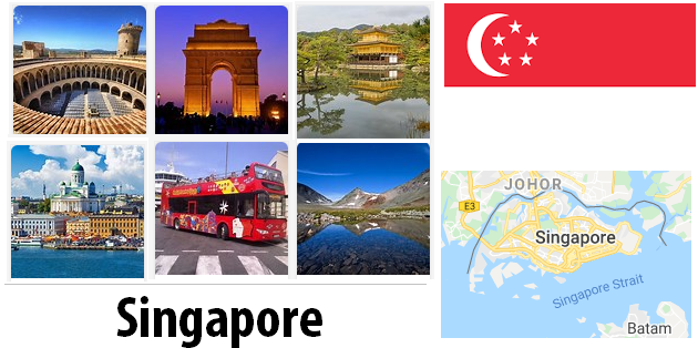 Singapore Sightseeing Places