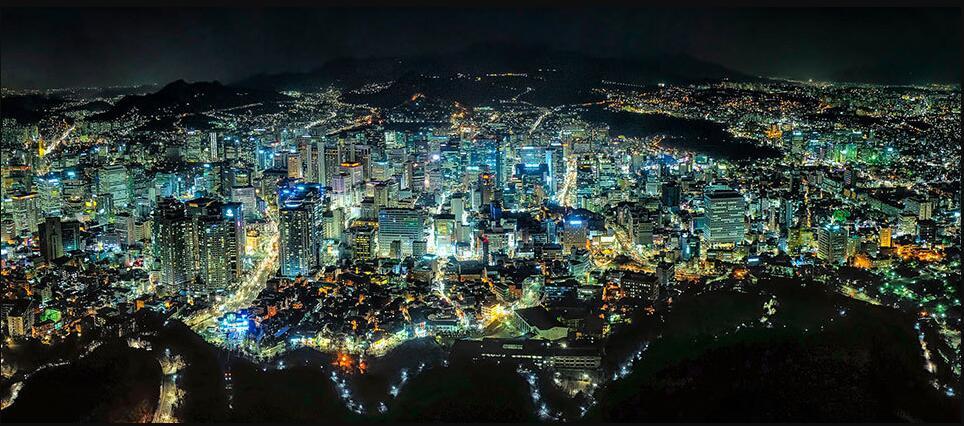South Korea Landmarks