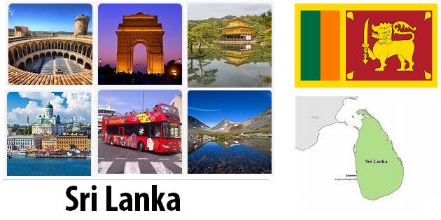 Sri Lanka Sightseeing Places