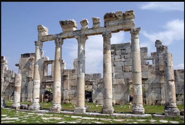 Syria Landmarks