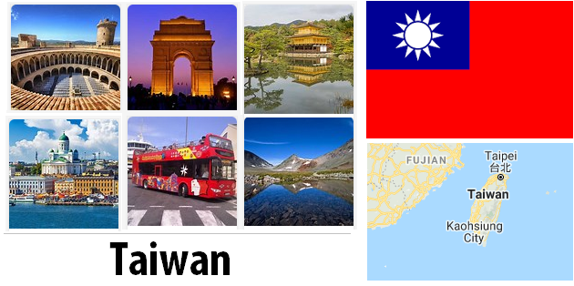 Taiwan Sightseeing Places