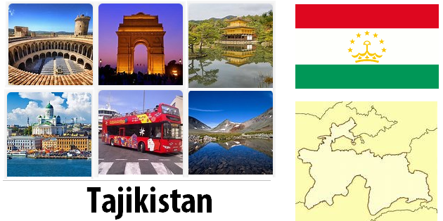 Tajikistan Sightseeing Places