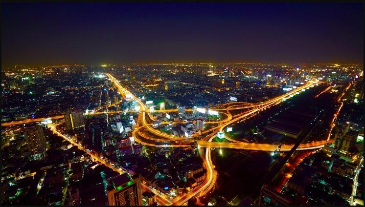 Thailand Landmarks