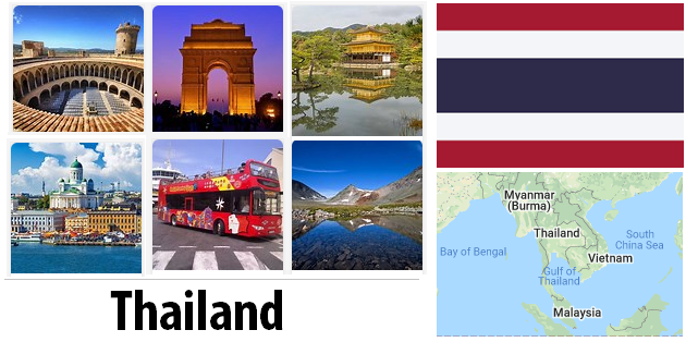 Thailand Sightseeing Places