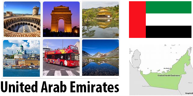 United Arab Emirates Sightseeing Places