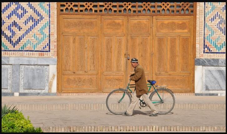 Uzbekistan Landmarks