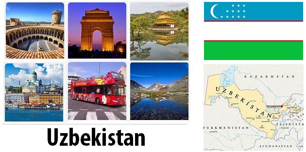 Uzbekistan Sightseeing Places