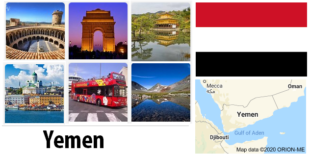 Yemen Sightseeing Places