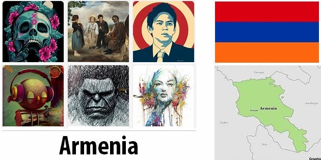 Armenia Arts and Literature
