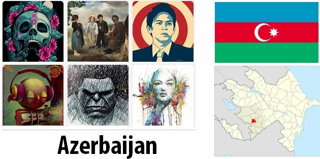 Azerbaijan Arts and Literature