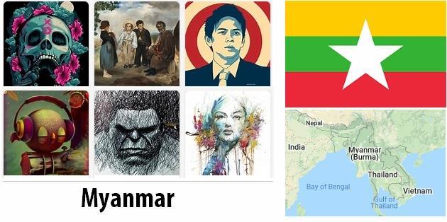 Burma Arts and Literature