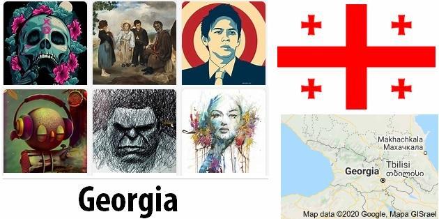 Georgia Arts and Literature